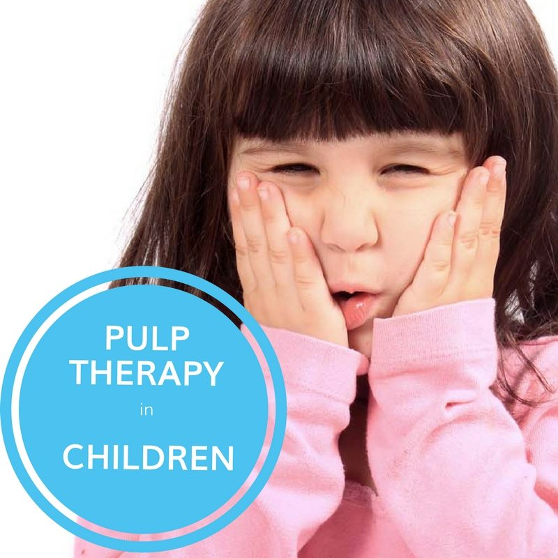 Pulp Therapy in Children